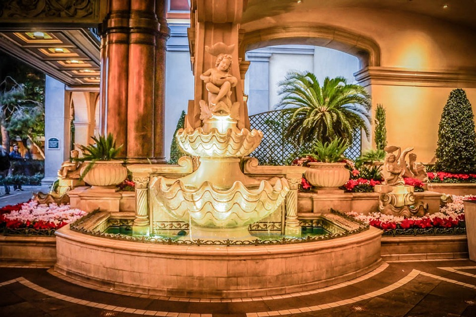 Bellagio Resort,las vegas city