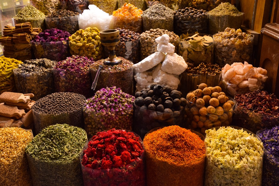 Spice Bazaar attractions of Istanbul