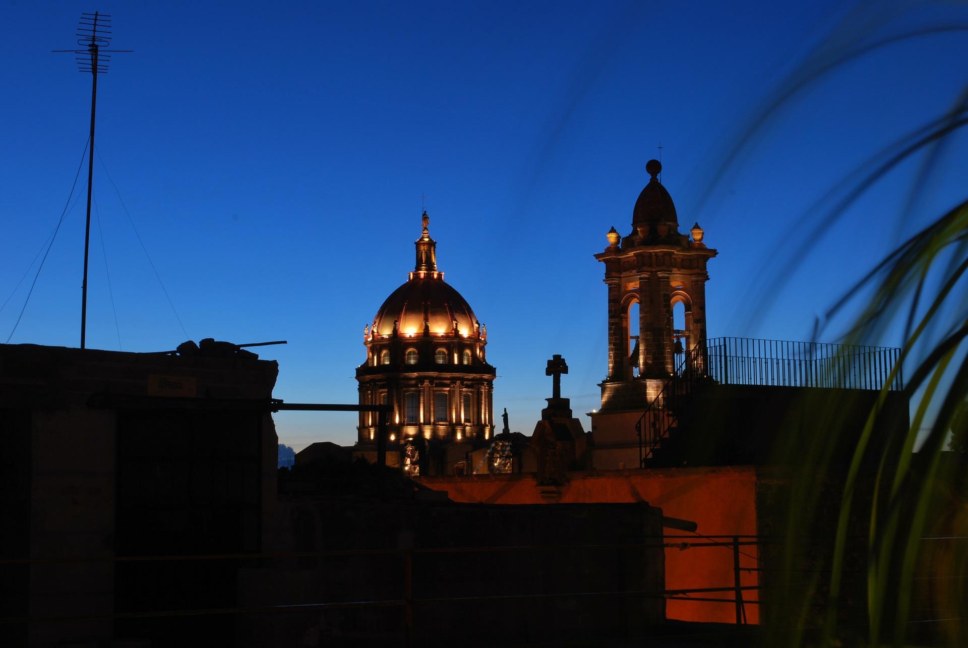 San Miguel de Allende, México best cities