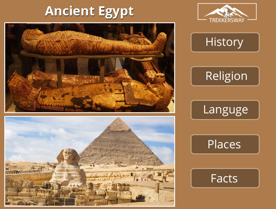 Ancient Egypt | History,religion,language & Facts | Places