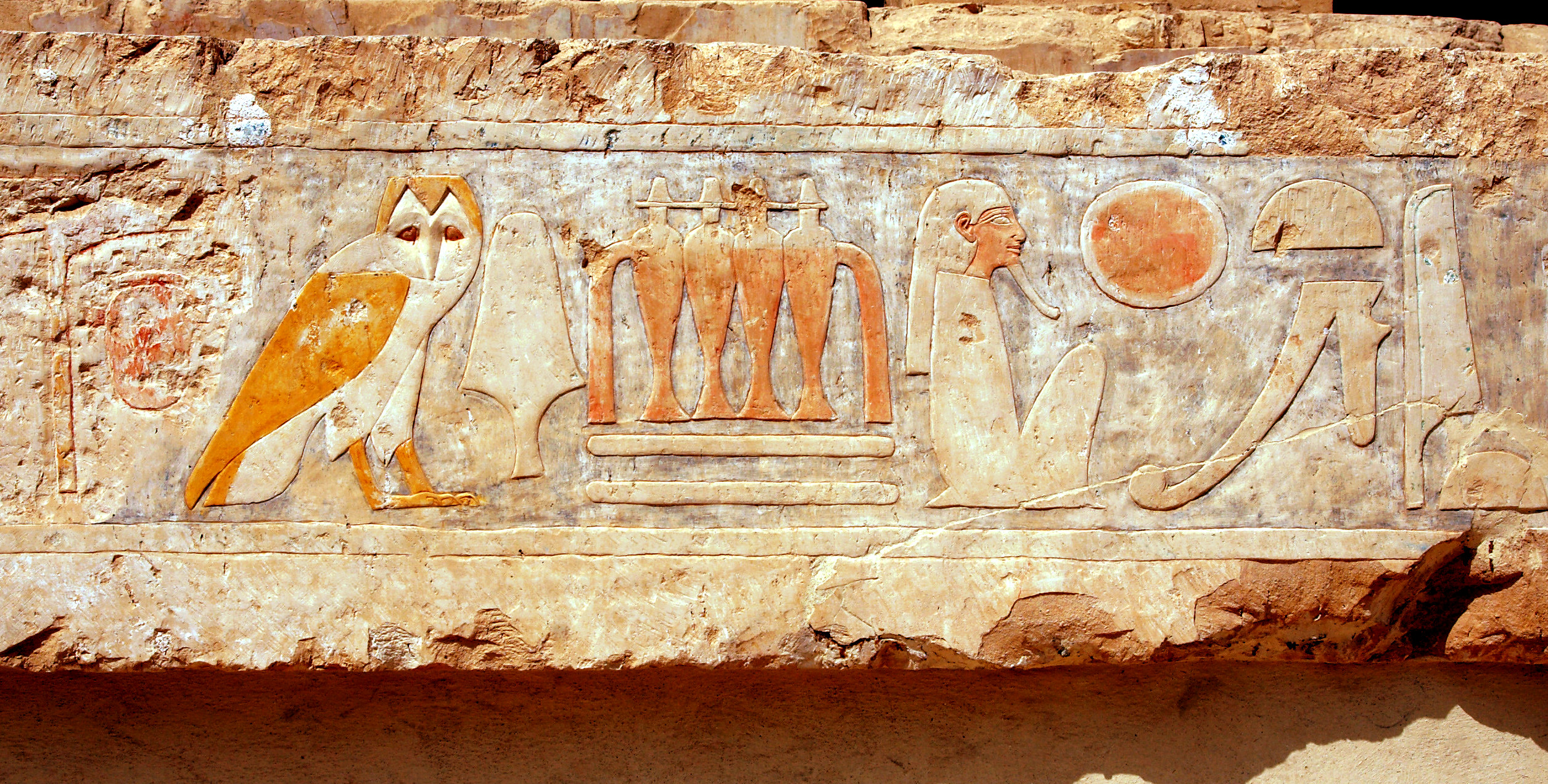 image of Mortuary Temple of Hatshepsut