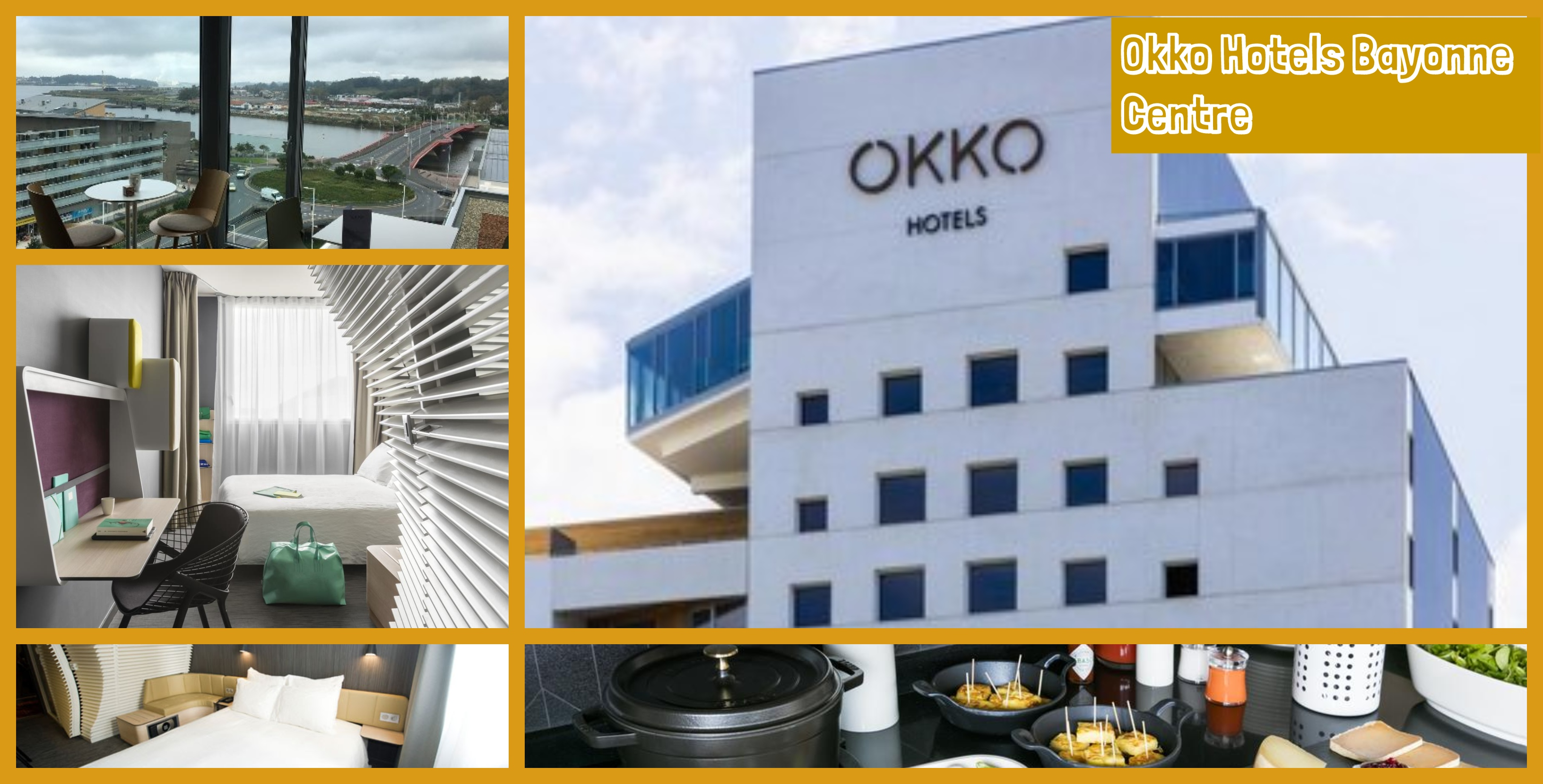 Image of Okko Hotels Bayonne Centre
