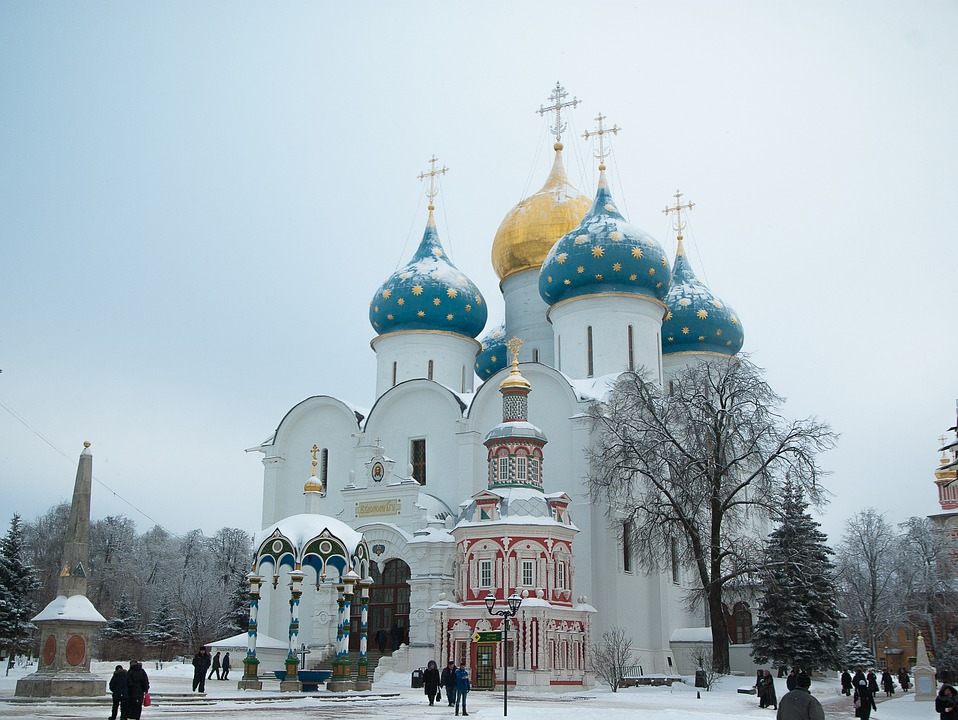 new year place Russia country