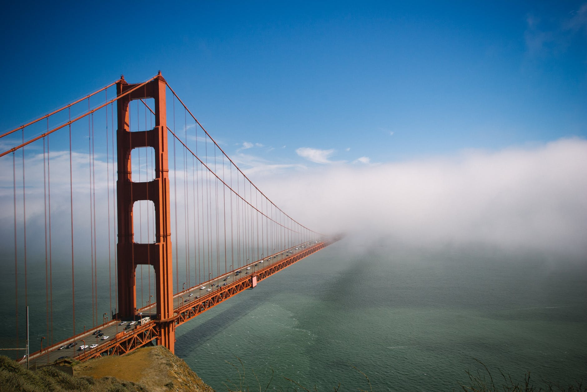 San Francisco, California best places to travel in the US