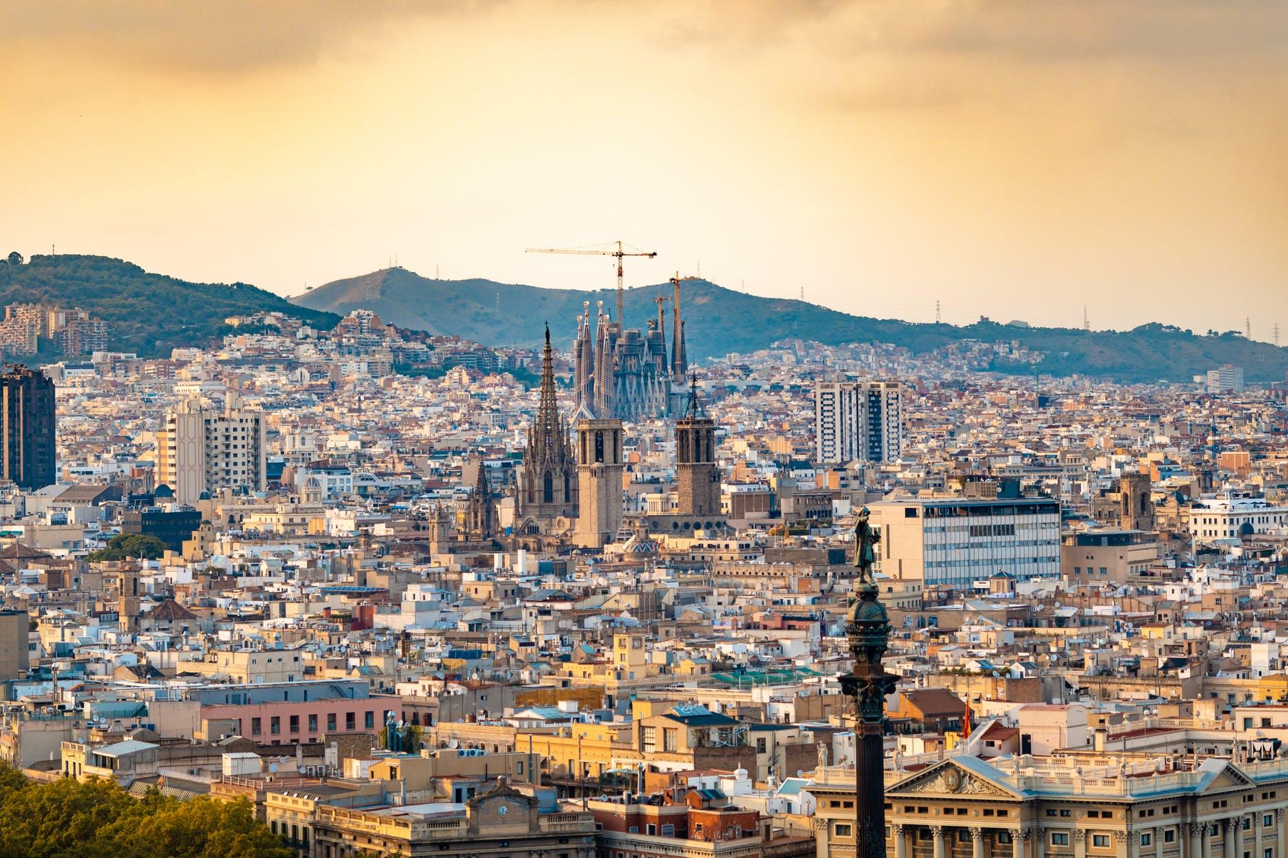 Sagrada Familia Barcelona Church ,most famous churches in the world